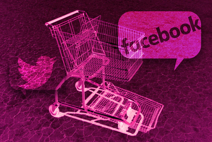 ecommerce on social media
