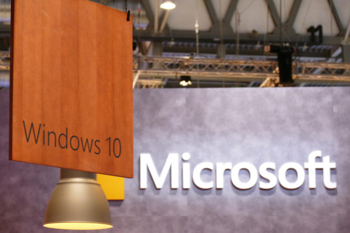 microsoft windows 10 sign