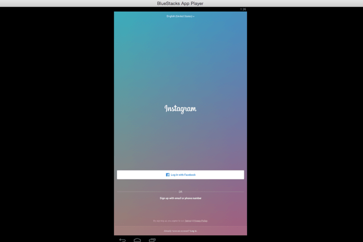 instagram-android-emulator-step-3
