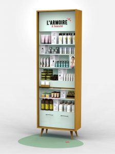 L'Armoire à Beauté: the beauty phygital retailer that loves beauty consumers